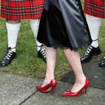 The Red Shoes, the Red Kilts.