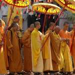 Boudist ceremony in Vietnam