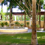 San Marcos Courtyard