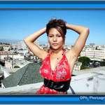 Rooftop in LA