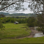 Rural Setting, New England Highway, Blandford