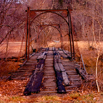 Rusting Iron Bridge