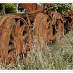 Rust never sleeps - Wheels