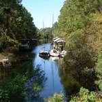 Sailboats on Pretty Bayou