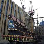 The &quot;Golden Hind&quot;