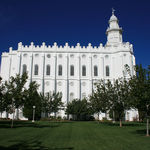 Saint George LDS  Temple