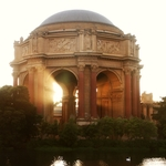 The San Francisco Palace of Fine Arts