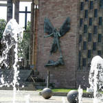Coventry Cathedral, St Michael & the Devil