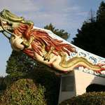Sea Dragon (SS &quot;Empress of Japan&quot; Figurehead)
