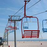 Beach Chairlift