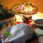 Sights and Smells of  a Festive Feast