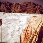 Glacier ski-ing