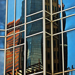 Skyscraper Reflections