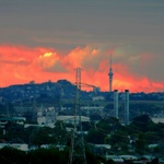 Sky City Sundown