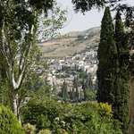 The Albaycin, Granada, Spain