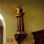 St. Anthony in St. Louis Cathedral