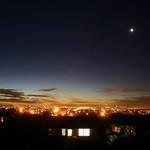Auckland City under the stars