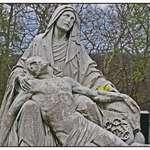 Piata In Allegheny Cemetery
