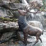 Bronze Elk