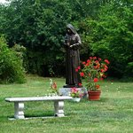 Saint Statue