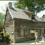 The Oldest Wooden Schoolhouse in the USA