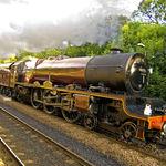 Steamer Day Trip ..