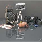Still Life Camera Collection
