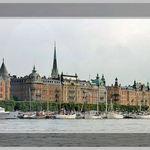 Stockholm Water Front, Sweden