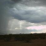 Desert storm coming