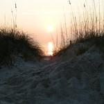 sun down mound