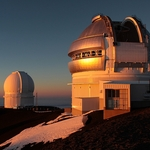 Sunset - Mauna Kea Summit