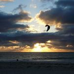 Sunset parashute