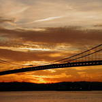 Brooklynn Bridge sunset