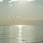 Sunset on Slave Lake