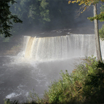 Upper Tahquamenon Falls
