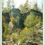 Gorge Outcrop at Taughannock Falls State Park