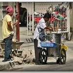 The Ice Cream seller