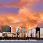 Angry City Sky