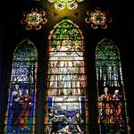 Tiffany Stained Glass Window