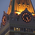 Tribune Clock Tower