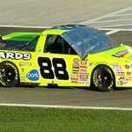 Menard's Racing Truck