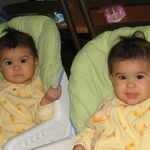 Twin Granddaughters