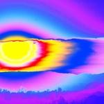 Solarized Sunset Scene