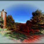 Vignetted Landscape
