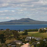 Rangitoto Island Auckland's largest extinct volcano