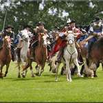 Royalist Cavalry Charge