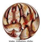 Water Pollution Globe