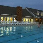 The Outdoor Pool at Camp Hatteras