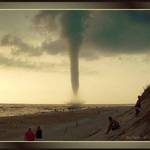 Waterspout over the Outer Banks