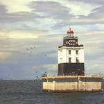 lake huron Light